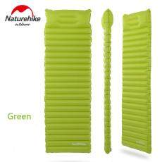 Naturehike innovative sleeping pad fast filling air bag super light inflatable mattress with pillow Waterproof folding