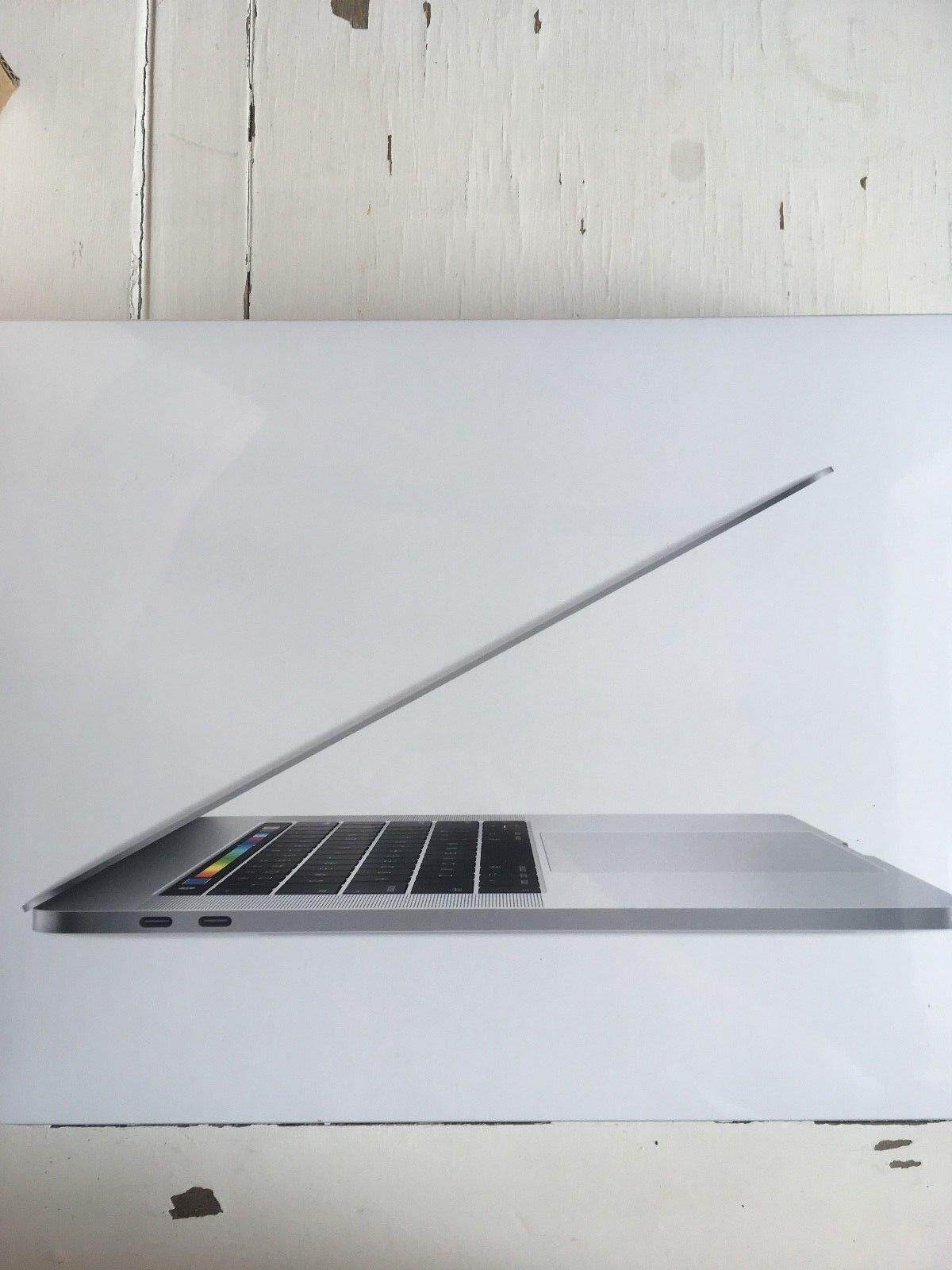 MacBook Pro 15.4 2017 Touchbar 2.9/3.9Ghz i7, 512GB SSD, 16GB RAM 12M Warranty Malaysia