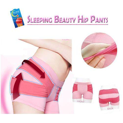 (Size L  92-105cm) Feeling Touch Sleeping Beauty Hip Pants