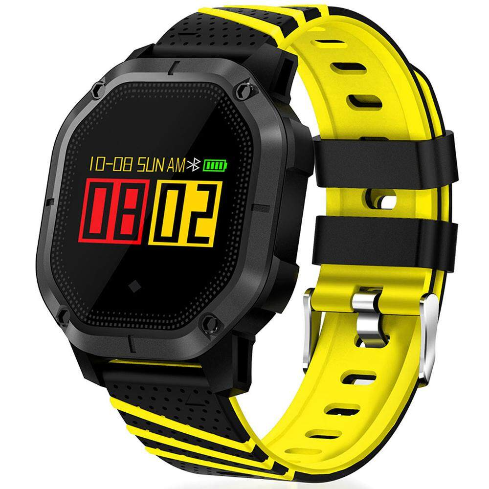 K5 IP68 Waterproof Colorful OLED Smart Band Blood Pressure Heart Rate Monitor Smart Watch Bracelet Blood oxygen Wristband sport Smart Wrist Watch Bracelet For Huawei Xiaomi Samsung iPhone Smart Watch 4 Colors