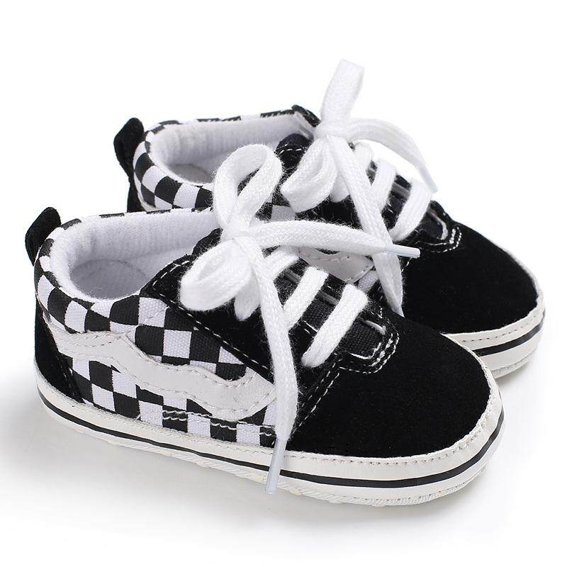 4949f94d637 Crazy Store Newborn-18 Months Ankle Shoes Baby Boys Girls Slip-On Soft Sole