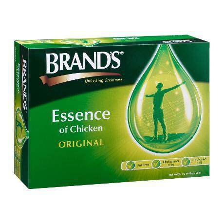 BRAND'S ESSENCE PF CHICKEN ORIGINAL 12 X 70GM