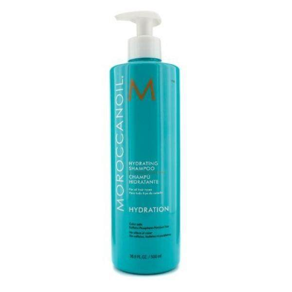 Moroccanoil Argan Oil Formula Color Safe Hydration Shampoo for All Hair Type 500 Ml /16.9 Oz by HPP by pH7