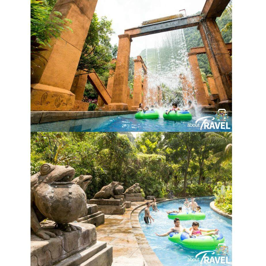 [Hotel Stay/Package] 2D1N Sunway Lost World Hotel FREE Lost World Theme Park + Hotspring Entrance + Breakfast Travel (Ipoh) Period: Sun-Thurs*