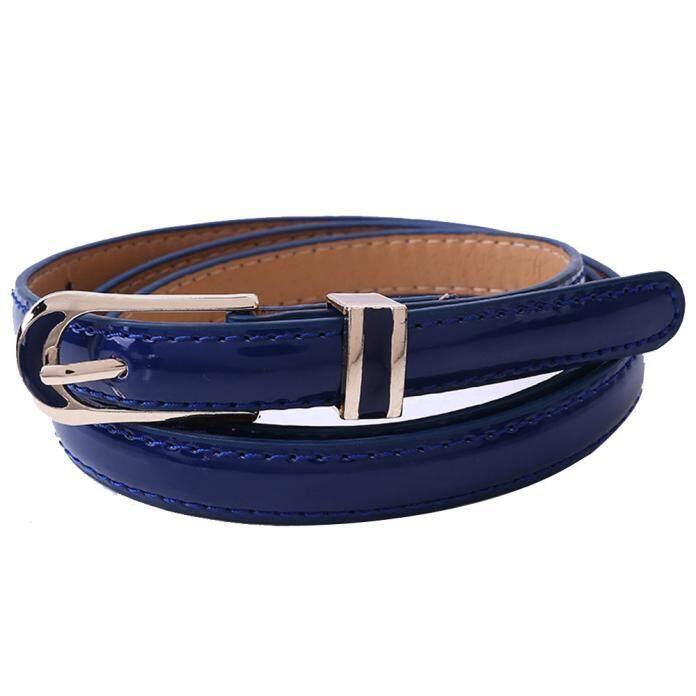 Audestore New Fashion Women's Vintage Accessories Casual Thin Leisure Leather Belt