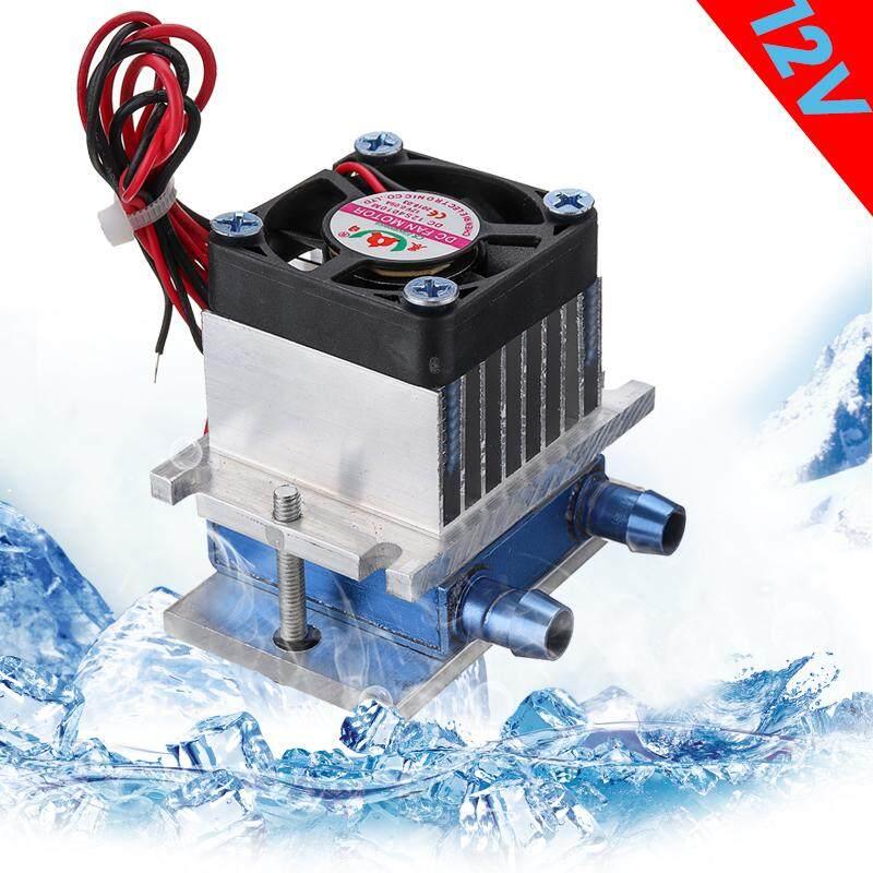 12 โวลต์ Thermoelectric Peltier ทำความเย็นระบบ Cooler มอเตอร์พัดลม By Freebang.
