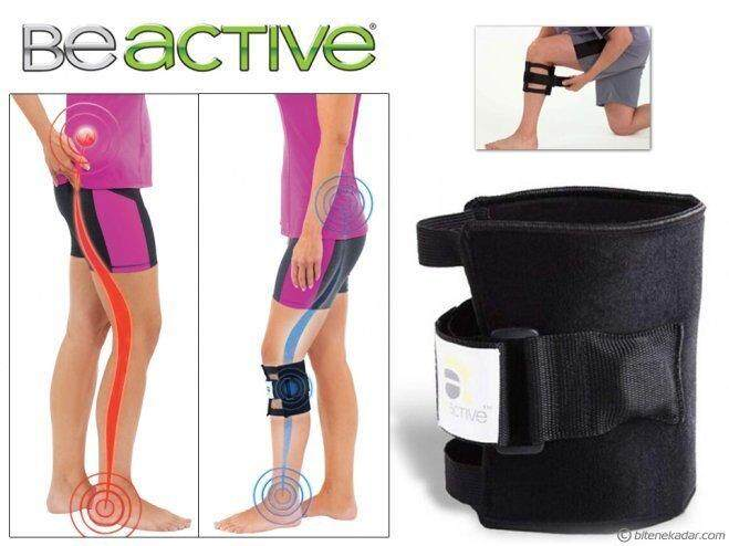 Be Active Wrap Body Slimming & Electric Massagers (ASOTV)