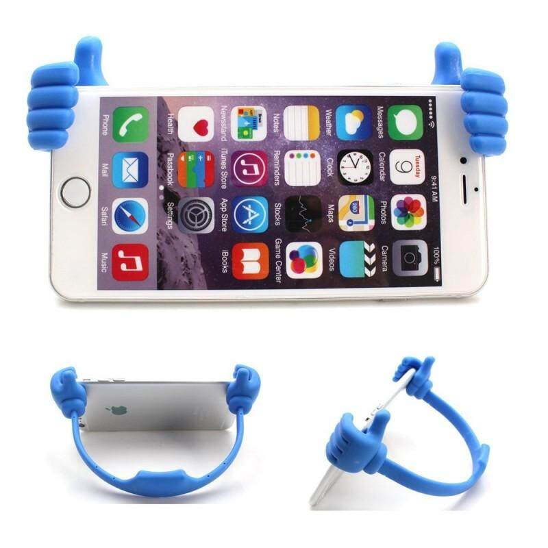 OK Stand - Universal OK Thumb Mount Flexible Stand Holder For Mobile Phone