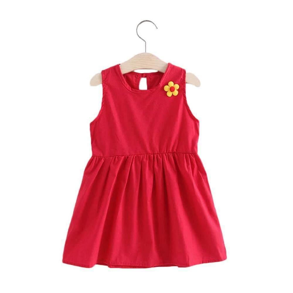 Jnan Katun Murni Gadis Bunga Rok Fashion Pantai Gaun Bunga Putri Partai  Pakaian Kontes 8f1a48895d