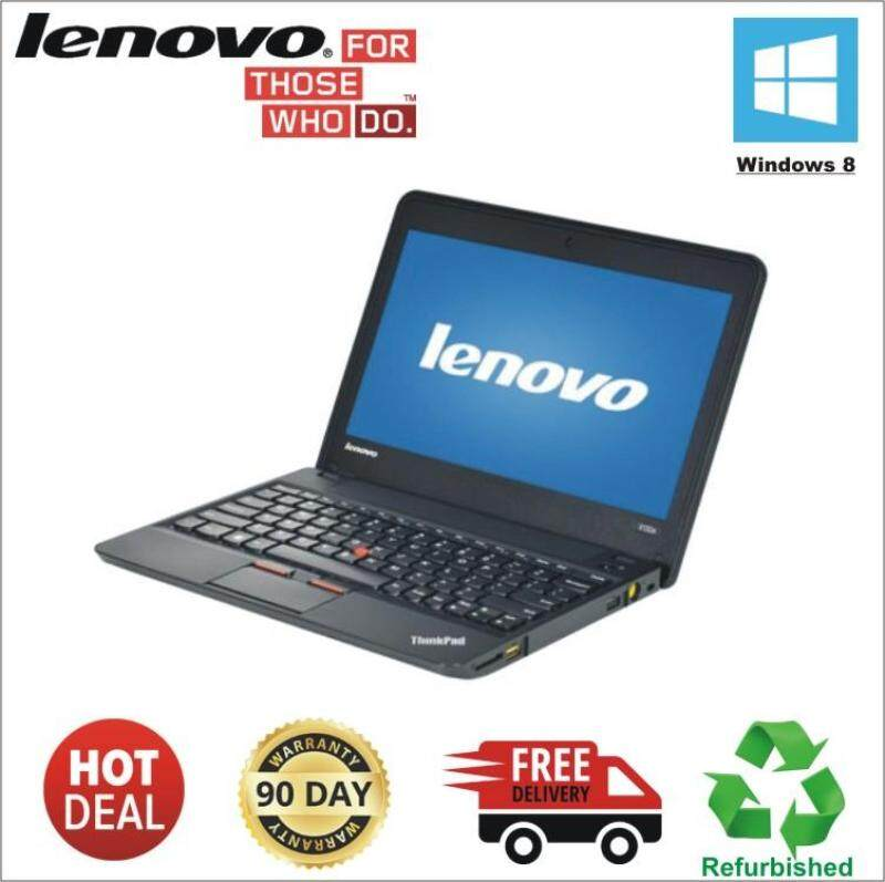 THINKPAD X131E (AMD) E1-1200 APU 32 Bit 2 GB , 320 GB Windows 8 LAPTOP Malaysia