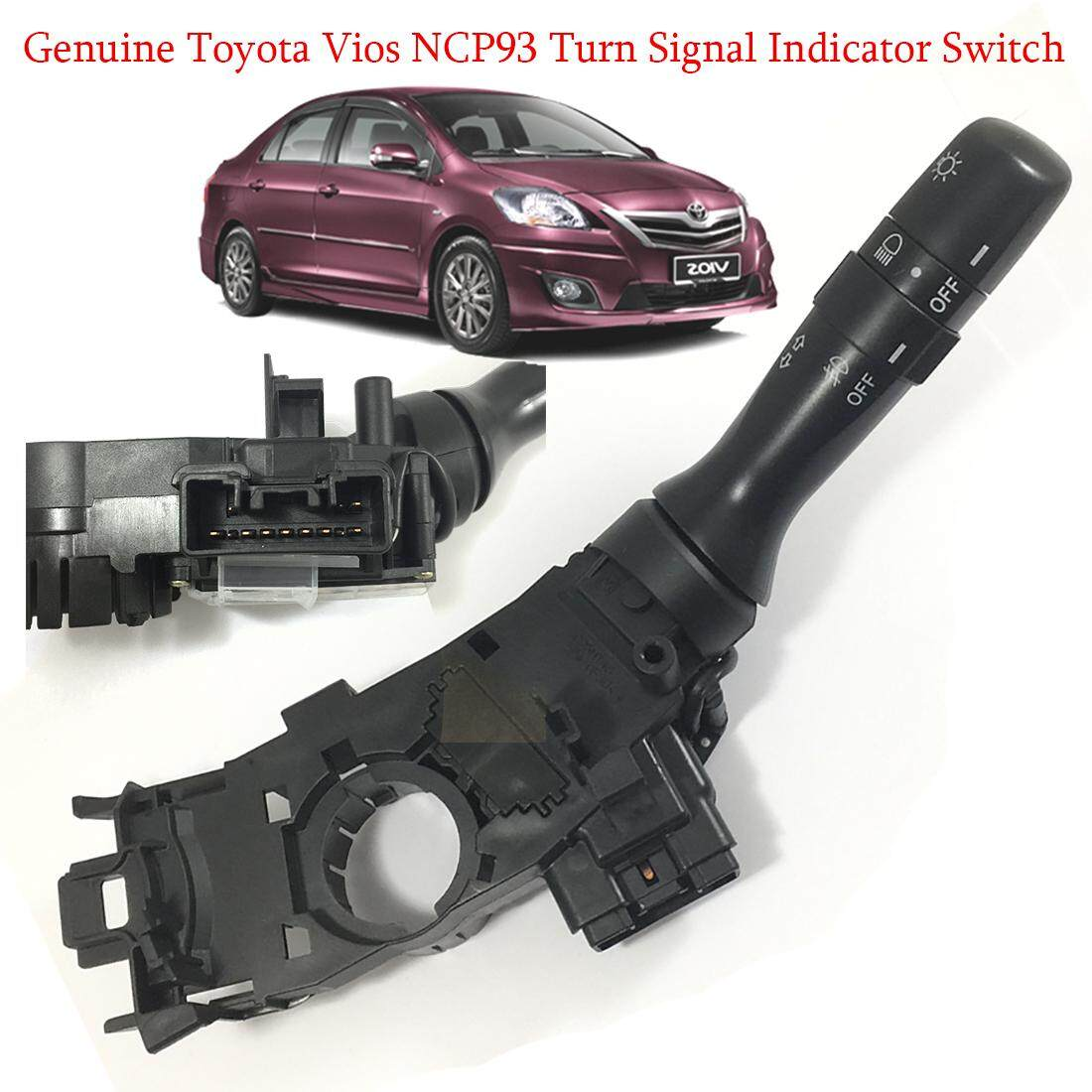 Toyota Products Accessories For The Best Prices In Malaysia 1997 Camry Fuel Filter Location Genuine Vios Ncp93 2007 2014 Turn Signal Indicator Switch