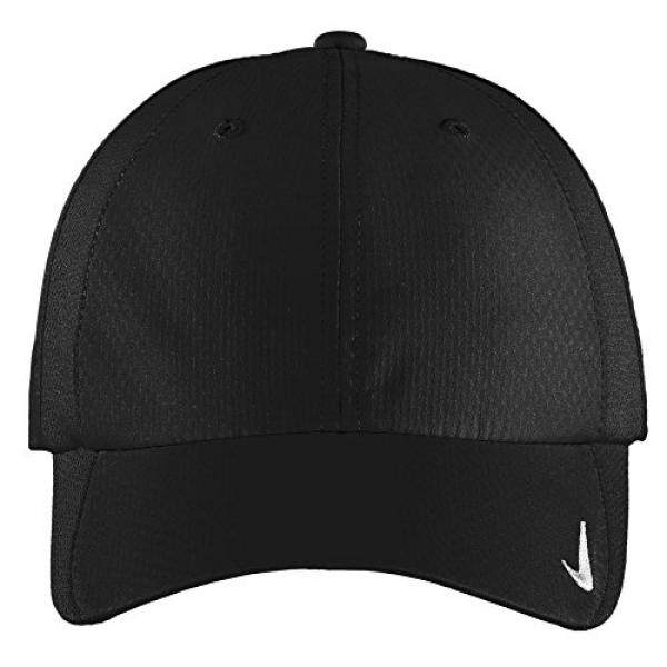 8892e0ec702 Nike Authentic Sphere Quick Dry Low Profile Swoosh Embroidered Adjustable  Cap - Black - intl