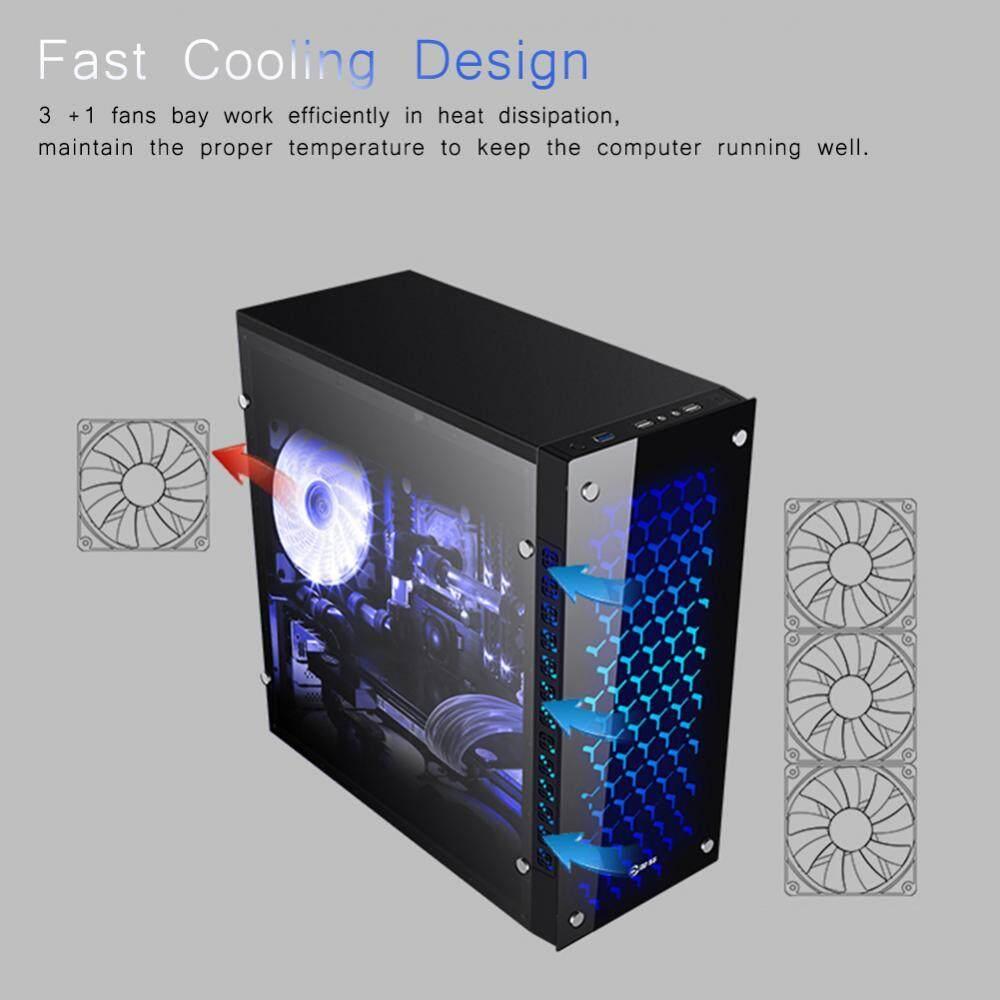 Buy Sell Cheapest Casing Gaming Atx Best Quality Product Deals Sharkoon Dg7000 G Red Cepat Lampu Pendingin Transmisi Hos Komputer Kasus Usb30 Untuk Mini Itx Monitor