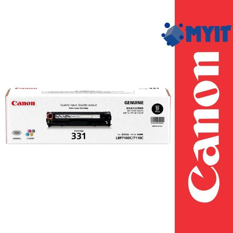 Canon Original Monochrome Cartridge 331 Black Mono Laser Toner for MF8210cn MF8280cw LBP7110Cw LBP7100Cn