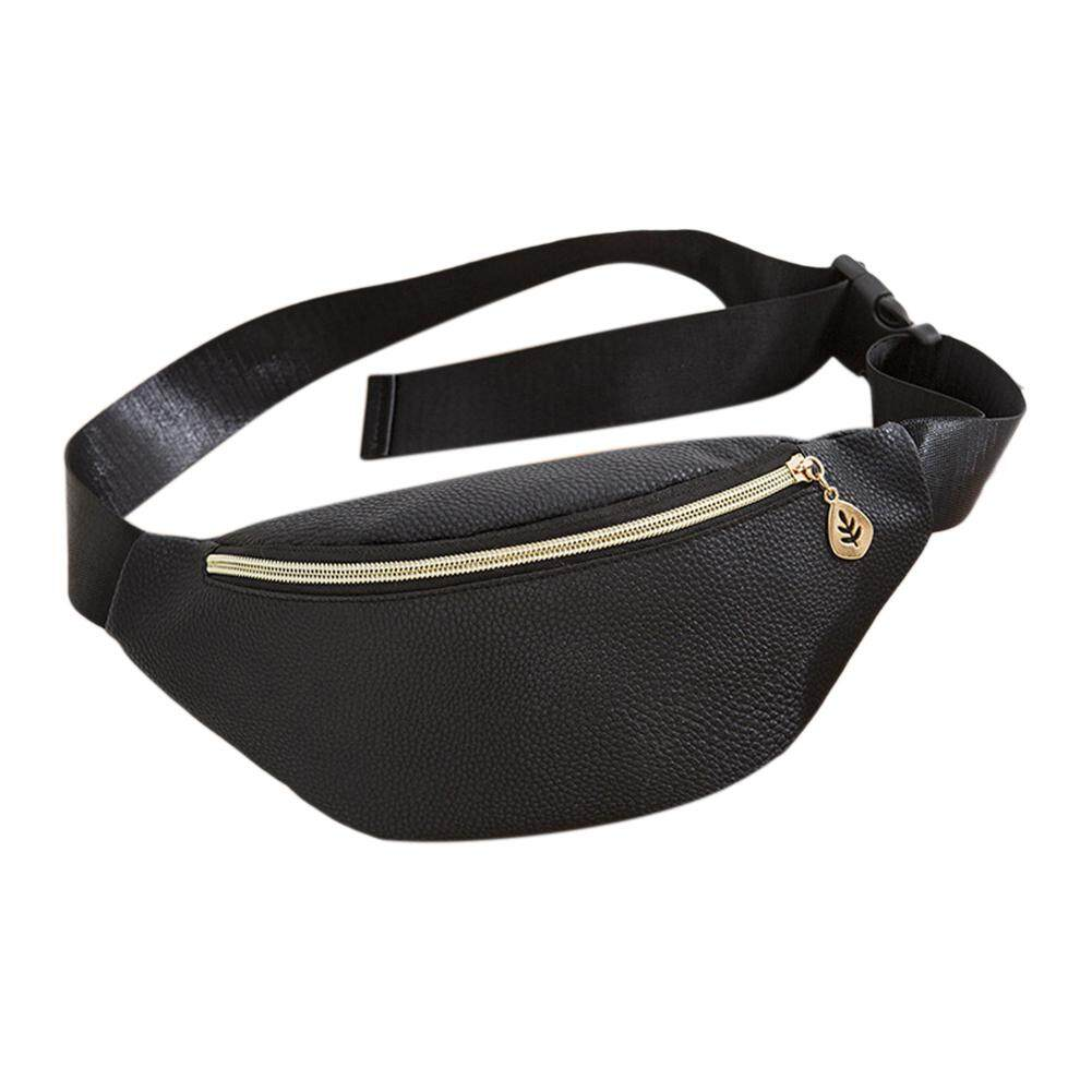 0b287fe92787 SunnyShop Women Sports Outdoor Running Waist Bag Fashion Delicate Texture  Mobile Phone Bag Cross-bag