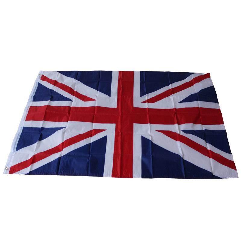 ... Bendera Kerajaan Inggris Poliester Bendera Banner untuk Dekorasi Rumah Festival-Intl - 4 ...