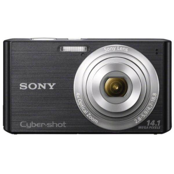 Sony Cyber-shot DSC-W610 14.1 Kamera Digital MP dengan 4x Optical Zoom dan 2.7-Inch LCD (Hitam) (2012 Model)