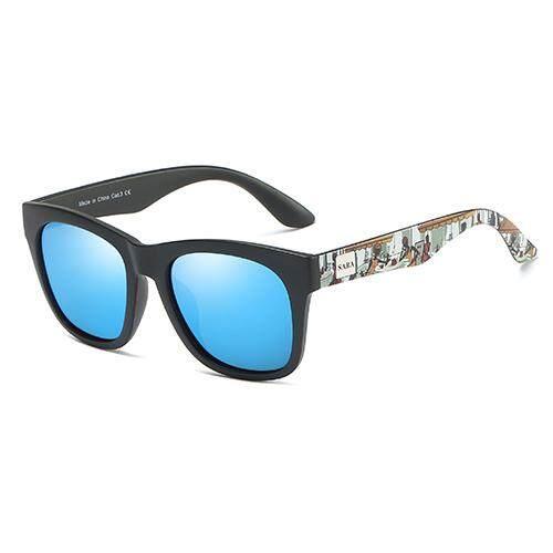 Sara Olahraga Kacamata Terpolarisasi Pria Musim Panas Kacamata Hitam Wanita Merek Desain Lapisan Polaroid Cermin Lensa Kacamata Wanita UV400
