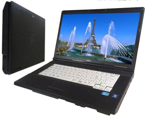 Fujitsu intel core i5 3.2ghz 2gb ram Lifebook a561/c laptop notebook ( Refurbished ) Malaysia
