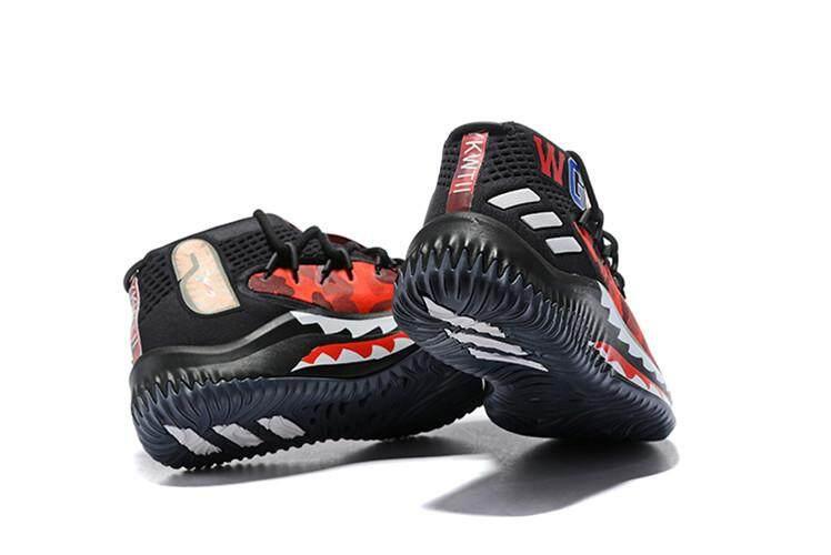 new product a6b8a f65aa Adidas อย่างเป็นทางการ Damian Lillard Dame 4 ข้อต่ำ Global Sales บาสเก็ต