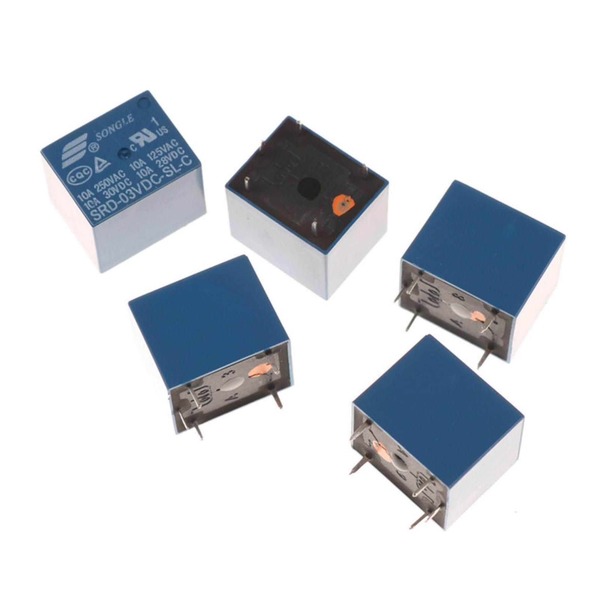 How To Buy 1pcs 5v Mdc Songle Power Relay Srd 05vdc Sl C Intl Spdt 12v 5pcs 3v Mini 3vdc Pcb Type Dc