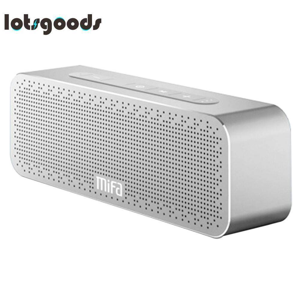 Mifa A20 Portable Outdoor Loudspeaker Stereo Music Bluetooth Player By Lotsgoods.