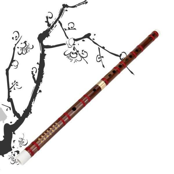 Nhạc Cụ Trung Quốc Truyền Thống Handmade Dizi Sáo Trúc Trong D E F G Giai Điệu Chính