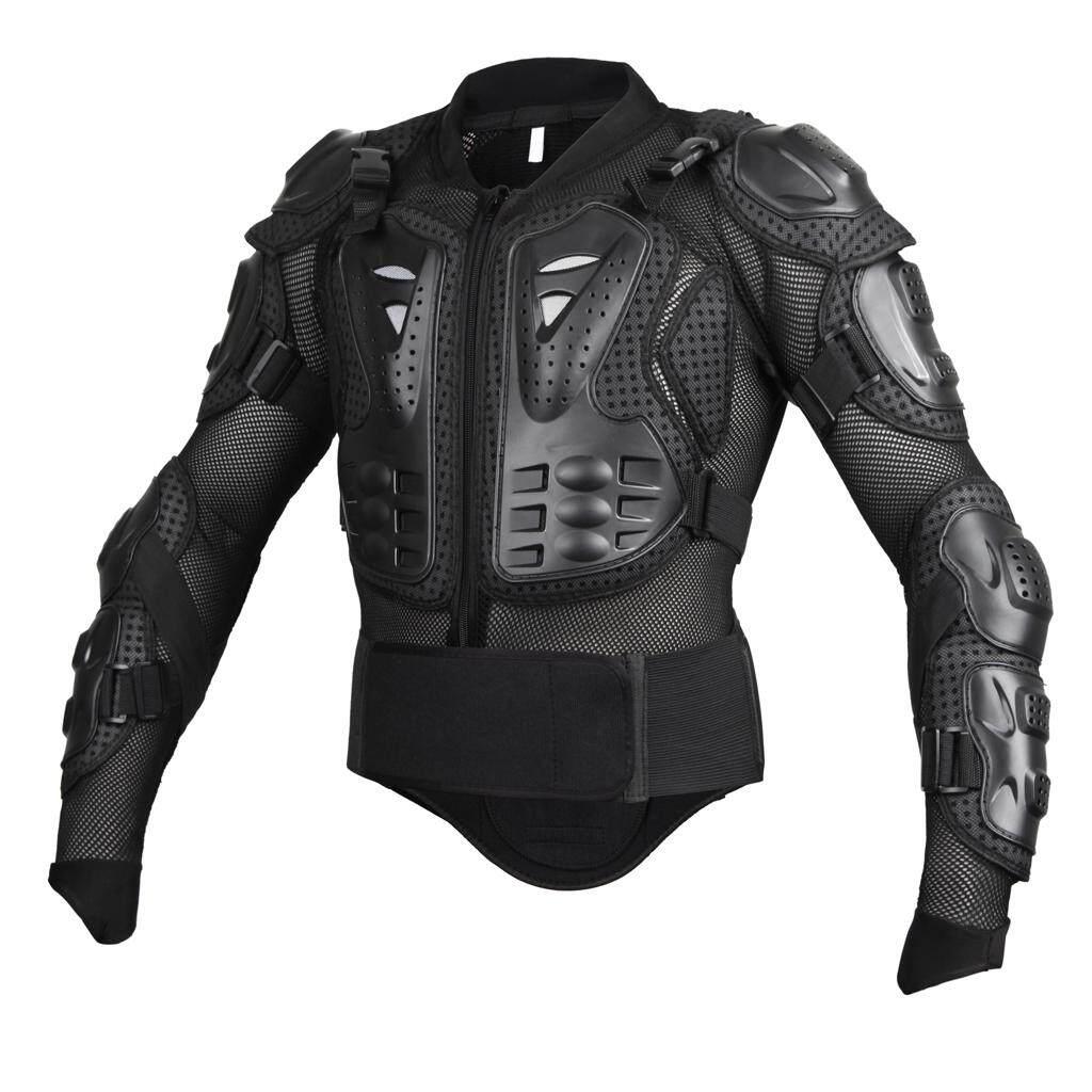Miracle Bersinar Motor Balap Penuh Jaket Perlengkapan Pelindung untuk Motocross XL-Internasional