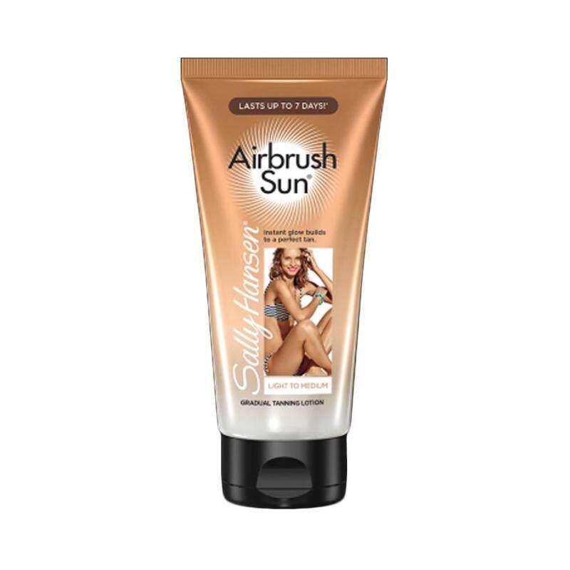 Buy SALLY HANSEN Airbrush Sun Tanning Lotion - Light To Medium Singapore