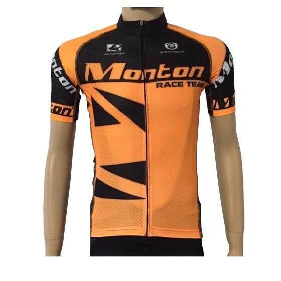 MONTON RACE TEAM JERSEY ORANGE