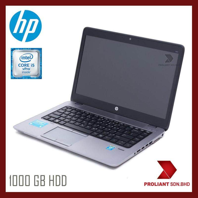 HP ELITEBOOK 840 G1 (CORE I5) ULTRABOOK [GRADE A REFURBISHED] Malaysia