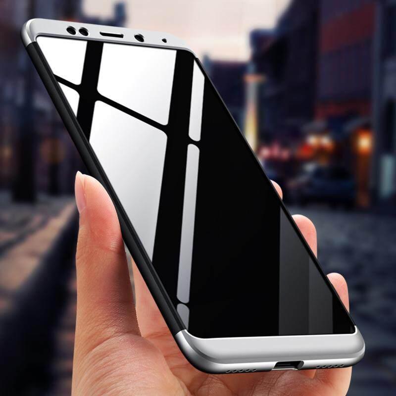 GKK 3 In 1 Case for Xiaomi Redmi 5 Plus Global Case 360 Full Protection Shockproof for Redmi Redmi 5 Plus Cover Fundas Coque