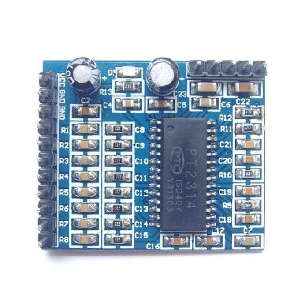 PT2314 Efek Audio Modul Prosesor untuk Pengeras Suara