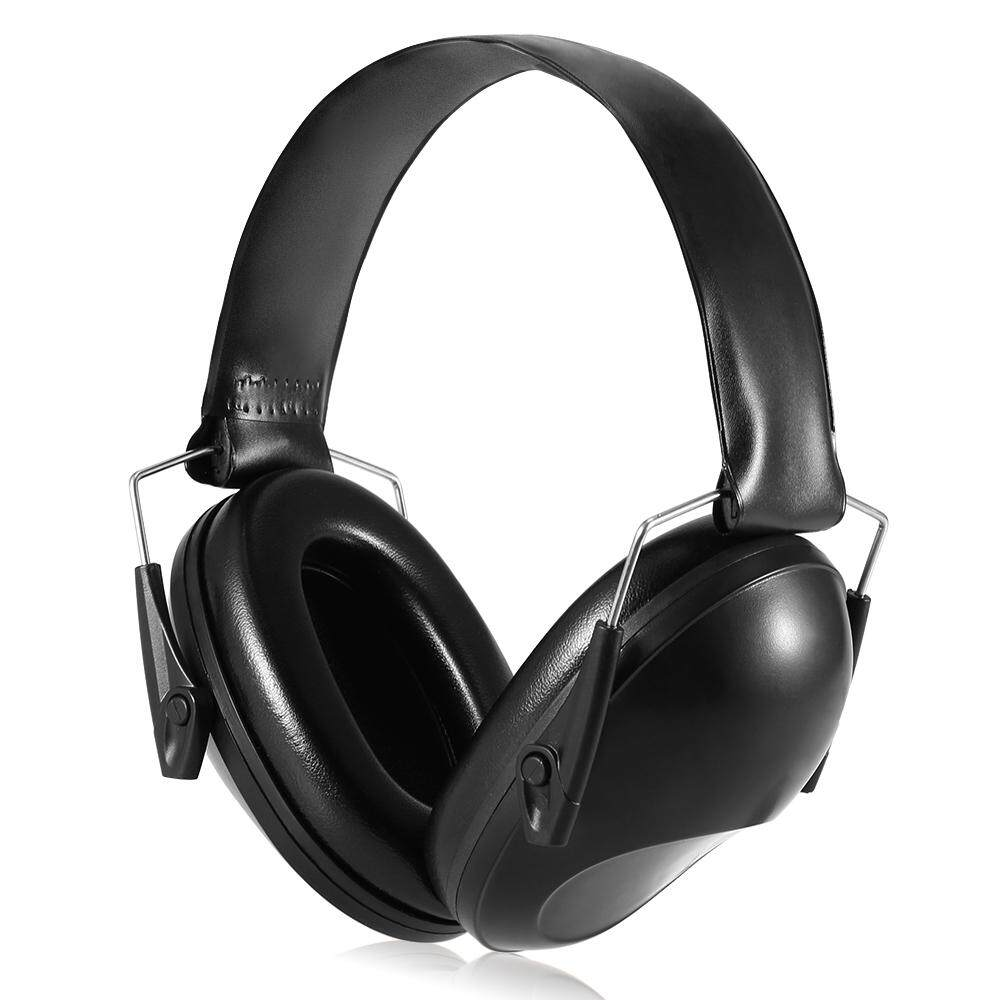 d5826670f6b Foldable Noise Reduction Safety Ear Muffs Hearing Protection Sports Ear  Muffs Ear Protector Head Ear Defenders