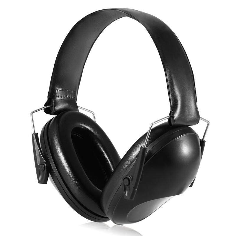 Foldable Noise Reduction Safety Ear Muffs Hearing Protection Sports Ear Muffs Ear Protector Head Ear Defenders