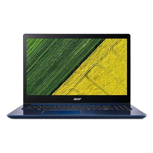 "Acer Swift 3 SF315-51G-55UH 15.6"" FHD Laptop Stellar Blue (I5-8250U, 8GB, 256GB, MX150 2GB, W10)"