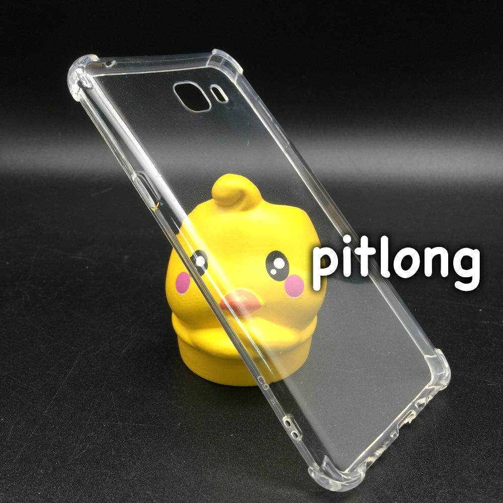Features Samsung C9 Pro C900 Anti Shock Transparent Back Tpu Soft