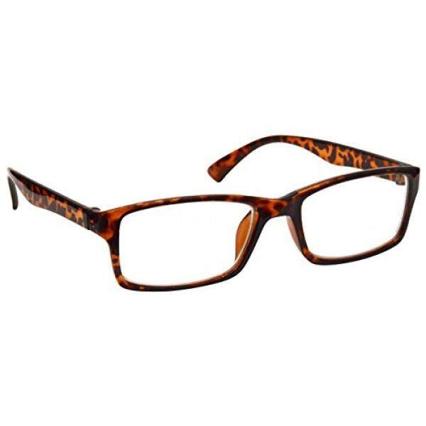 Brown Tortoiseshell Near Short Sighted Di Glasses For Myopia Designer Style Mens Womens M92-2 -2.50 / From USA