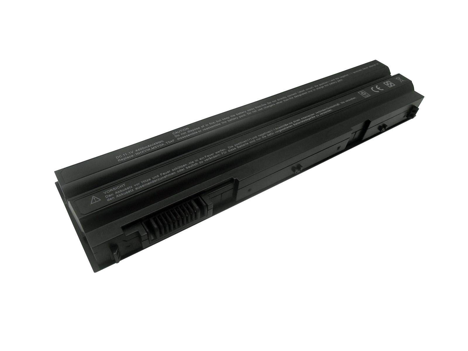 Replacement Battery For DELL KJ321 M5Y0X NHXVW