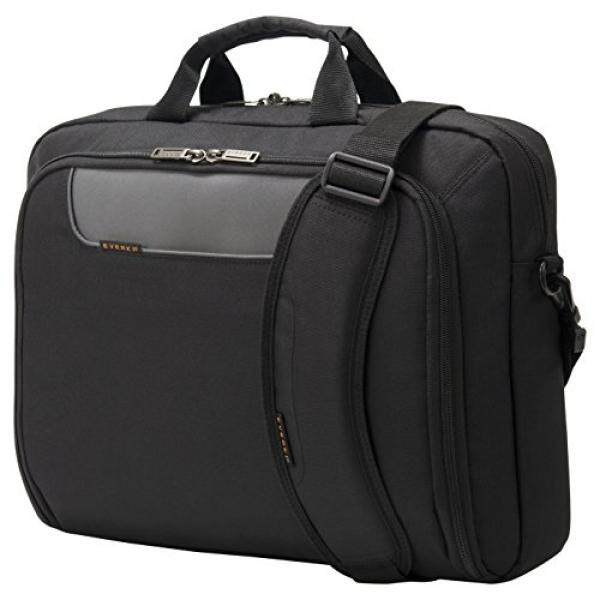 Everki Advance Laptop Bag - Briefcase, Fits Upto 17.3-Inch (EKB407NCH17) - intl