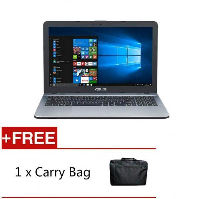 ASUS Laptop - X441N-AGA279T (SILVER) (N4200/4G/500G/W10/1Y) Malaysia
