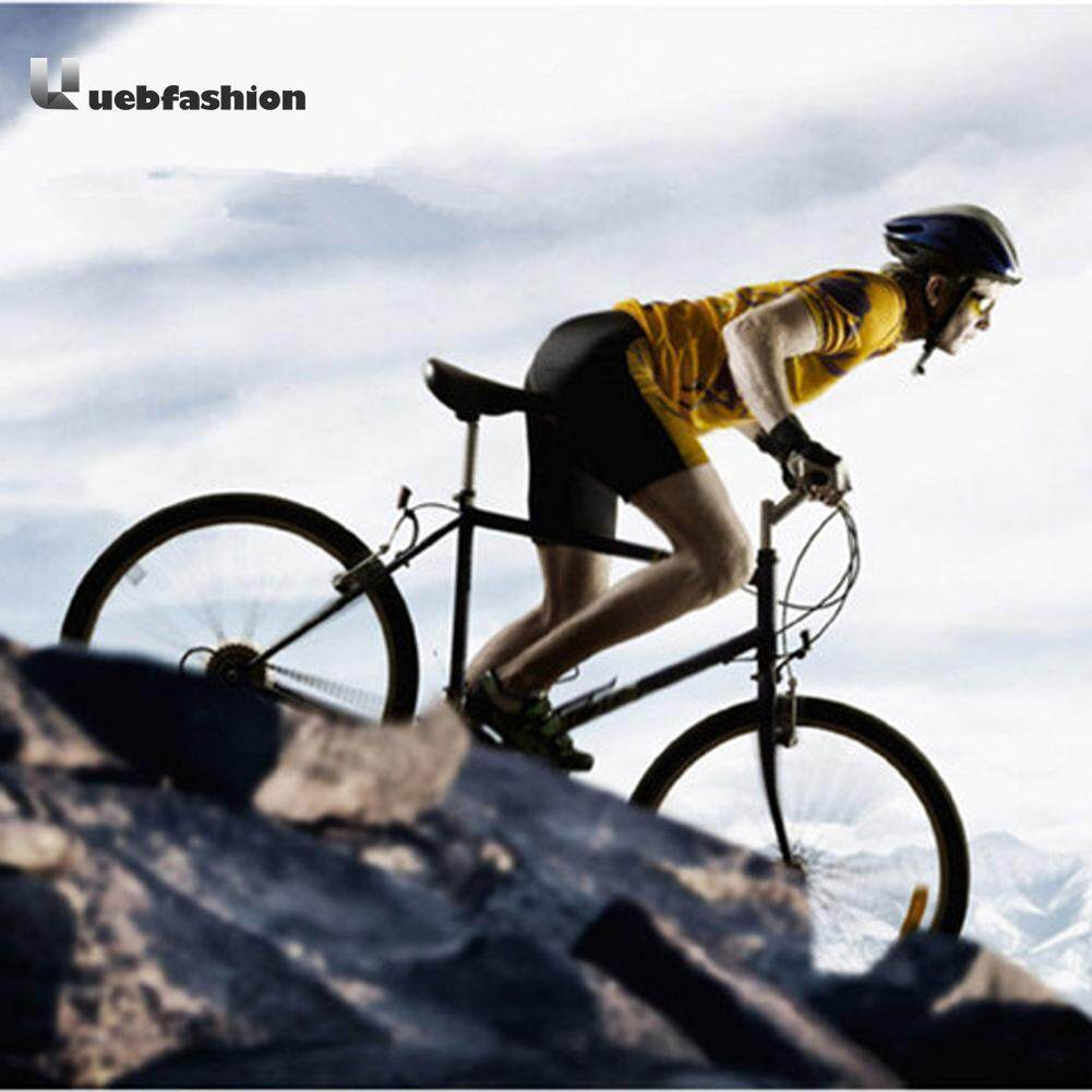 Hình ảnh MTB Mountain Bike Cycling Thickened Extra Comfort Ultra Soft Silicone 3D Gel Pad Cushion Cover Bicycle Saddle Seat High Quality - intl