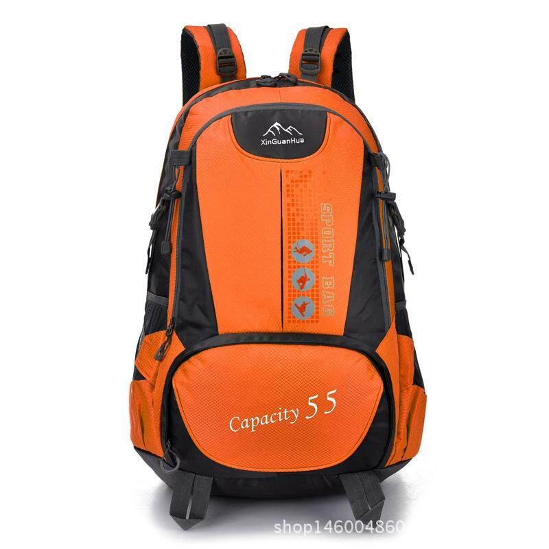 New Mountaineering Bag Backpack Outdoor Travel Sports Bag Waterproof Ransel Sukan - intl