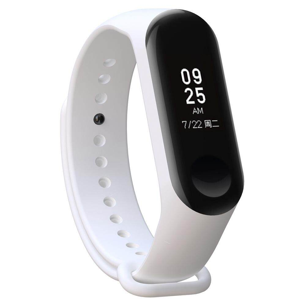 Fitur Original Xiaomi Mi Band 3 Oled Heart Rate Monitor Bluetooth 4 2 Smart Bracelet Display Hitam 42 Wristband Chinese