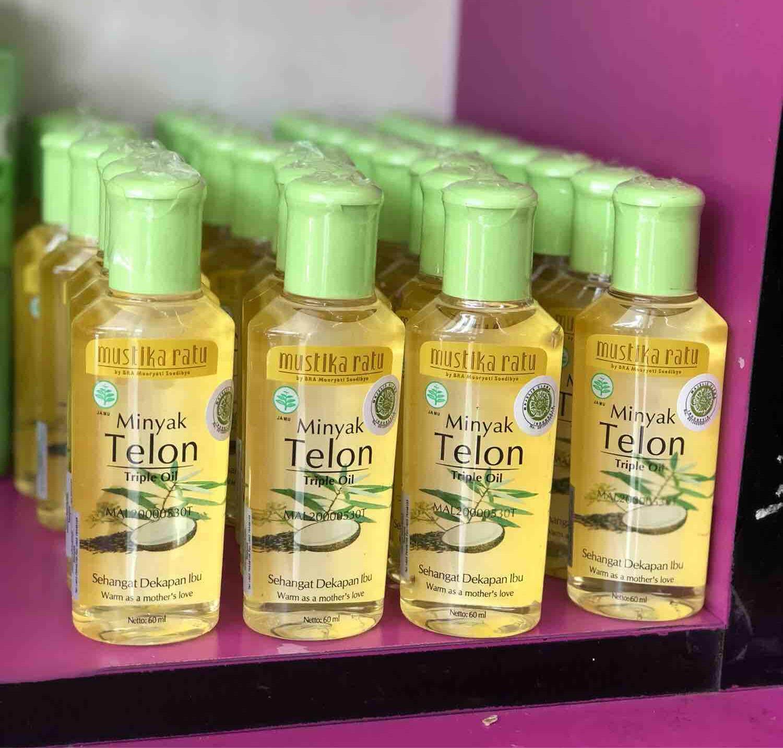 Features Mustika Ratu Sabun Badan Lulur Mas Sinangling 65gm Dan Kocok Sri Gading Minyak Telon Baby