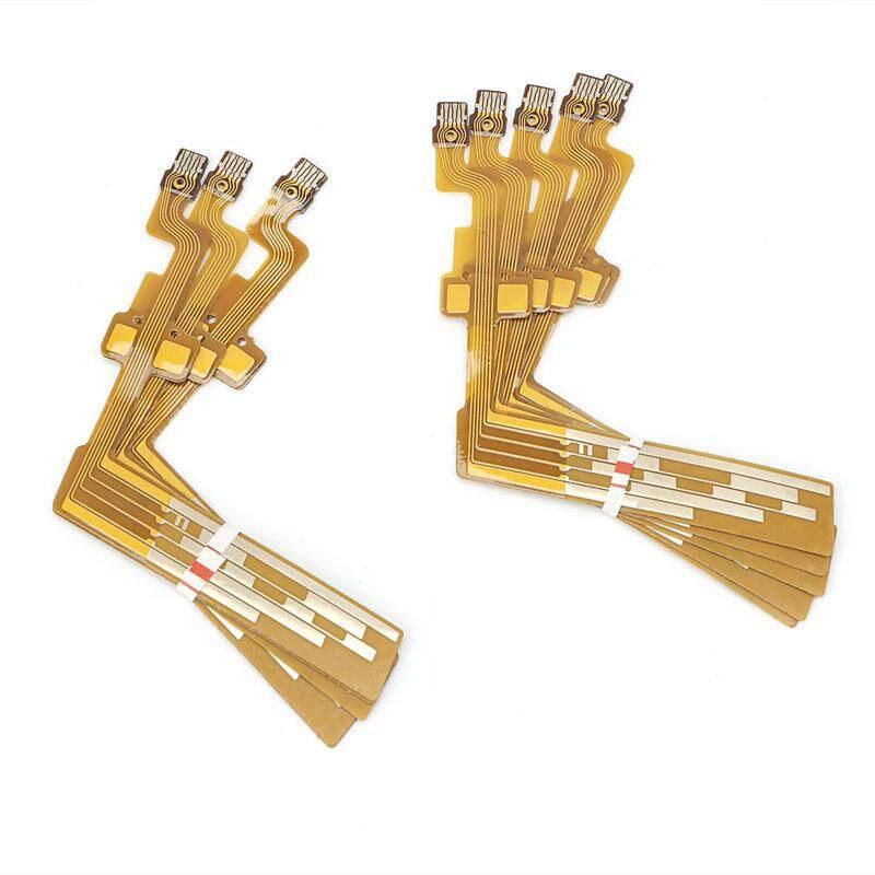 10 Pcs 18-55 Mm Baru Fokus Lensa Flex Komponen Pengganti Kabel Perbaikan Bagian untuk Kamera KANON-Intl