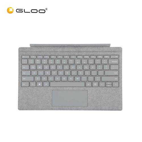 NEW Surface Pro Signature Type Cover - Platinum