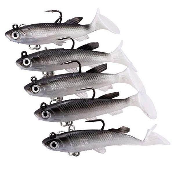 Crankbaits Penangkapan Ikan Umpan Yang Tersedia Multi Bersendi Hidup Source · Derala 5 Pcs Umpan Ikan