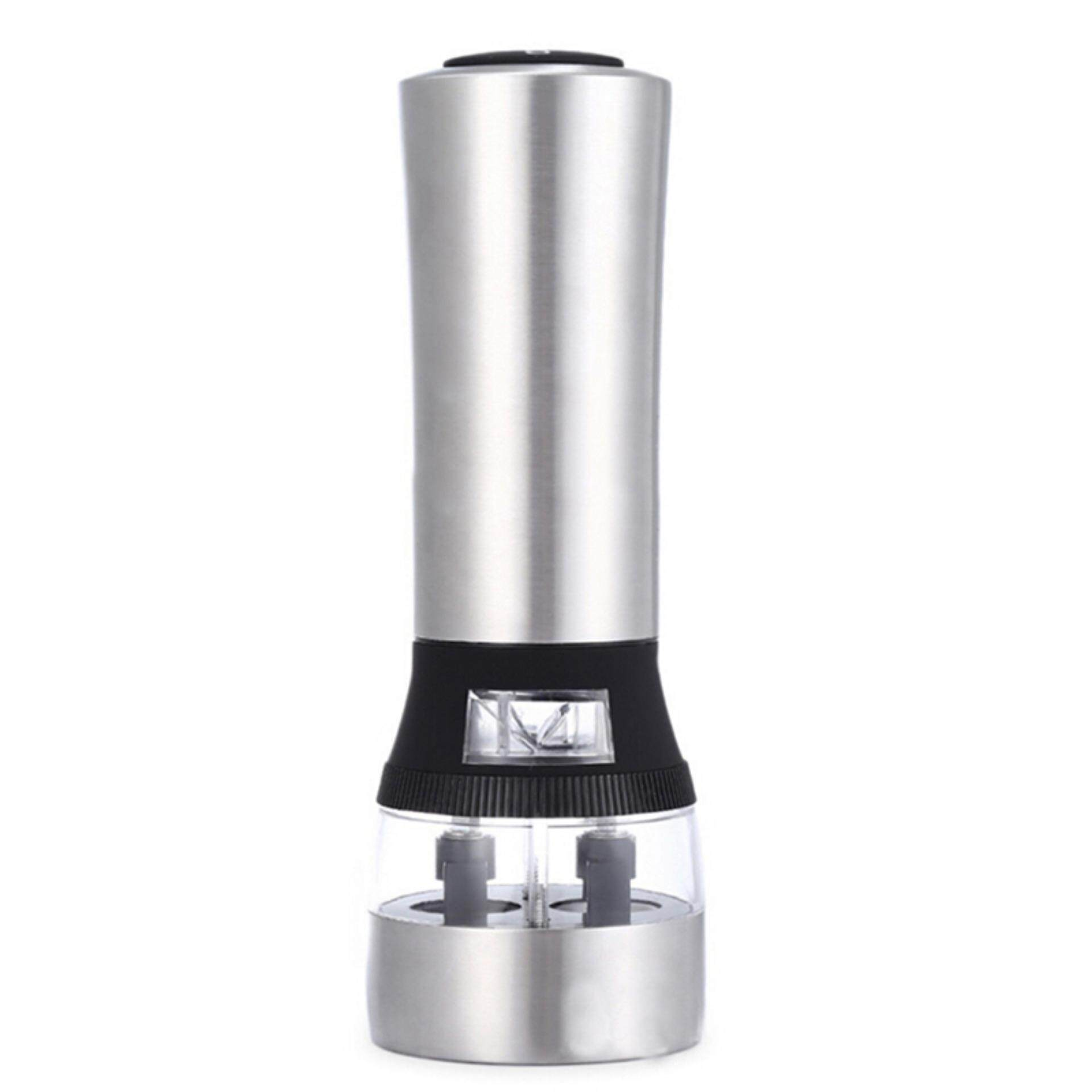 Electric Pepper Mill Salt And Pepper The Grinder Kitchen Tools