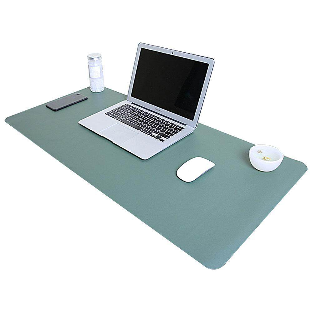 niceEshop (S size )Extended Mouse Pad Mat, Waterproof PU Leather Gaming Mouse Pad Ultra Thin Dual-Side Use Desk Pad for Office Home - 80 X 40 X 0.2 cm